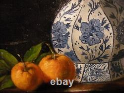Art Original Oil Painting Vintage LUPUKHOVA Signed Russian Painter Still Life