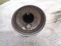 Original Vintage Oil Cans 1 Qt. Standard Oil Can Bottle Sign 9.99 Starts N/r